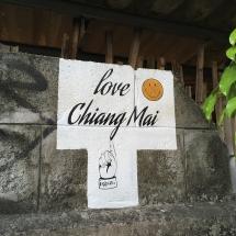 Streetart Chiang Mai