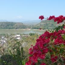 Mekong View in Luang Prabang in Laos
