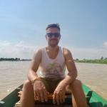 Flussfahrt Kampong Chhnang