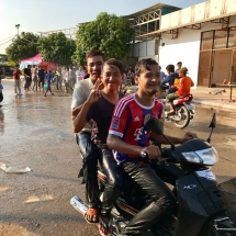 Waterfest in Kampong Cham