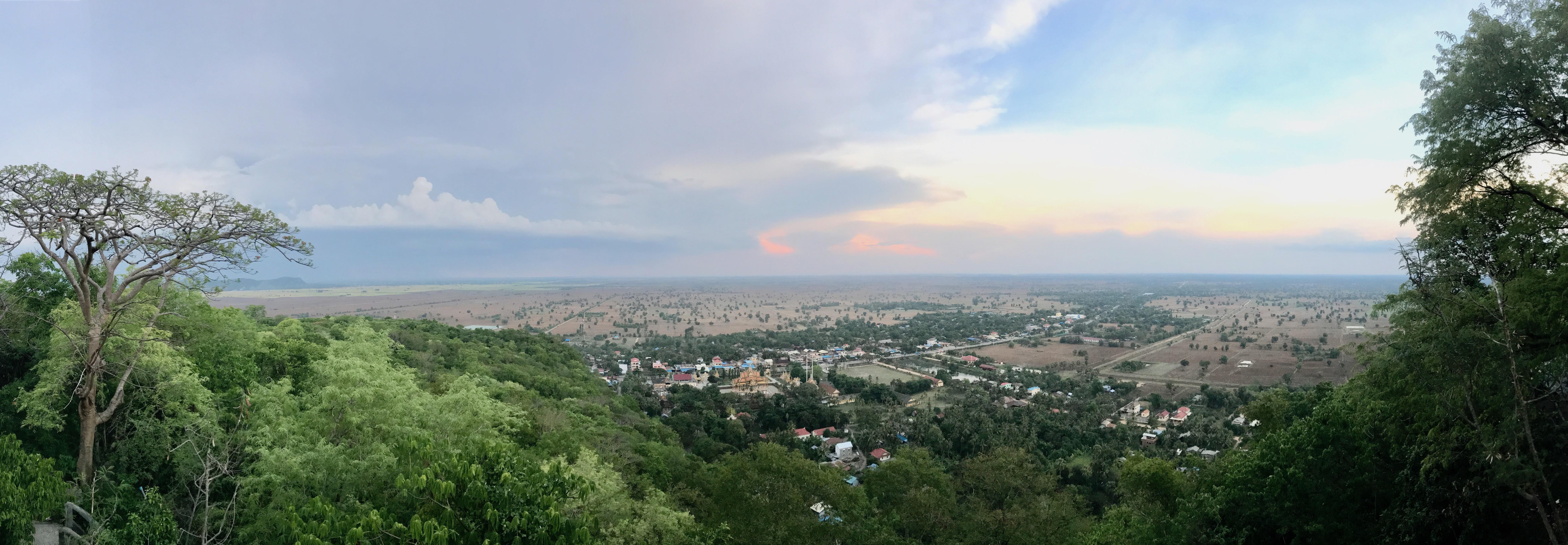 Battambang View