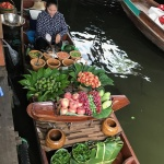 Floating Market Ship