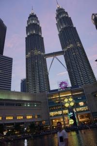 Petronas Towers Malte