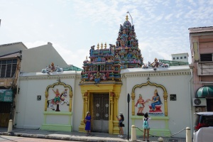 Tempel George Town