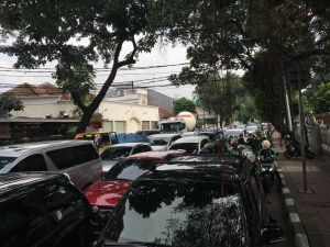 Verkehr Jakarta