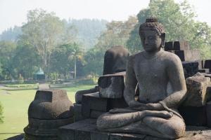 Yogyakarta Buddha