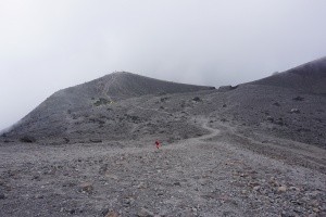 Yogyakarta Mount Merapi Endspurt