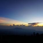 Ijen Crater Sonnenaufgang